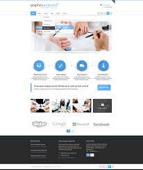 psd corporate business web design template designscanyon psd corporate business web design template