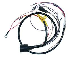 wiring and harnesses marine engine parts fishing tackle wire harness for johnson evinrude v4 1988 1991 88 115 hp 584004