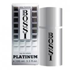 Отзывы о Мужская <b>туалетная вода</b> Lucca Bossi Platinum