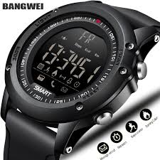 <b>LIGE Sport Smart Watch</b> Men Multifunction Digital Clock Bluetooth ...