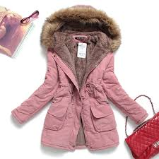 Fitaylor Winter <b>Jacket</b> Women Thick Warm Hooded Parka Mujer ...