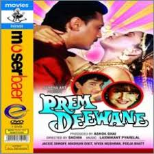 Image result for film (Prem Deewane)(1992)