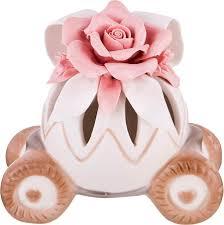 <b>Фигурка декоративная Lefard</b>, 146-1006, розовый, 11,7 х 7,4 х 13 ...