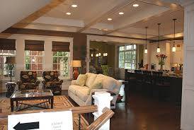 inspiration rustic white dining awesome large interior open floor plan kitchen dining living room dark laminate floo
