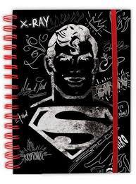 <b>Блокнот</b> 100стр ДиСи Комикс: Графический Супермен линия ...