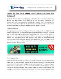 Custom Essay Writing Services Canada