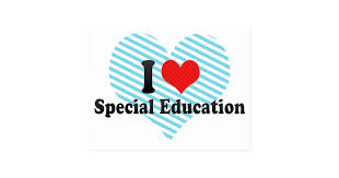 Image result for i heart special ed