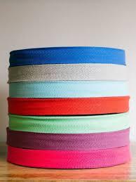 Bänder 100 Metres Roll Red Printed Cotton Ribbon Trim <b>1cm Wide</b> ...