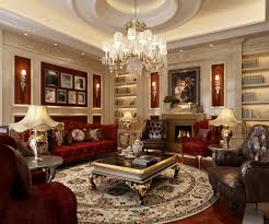 model living rooms:  luxury living room d model max bed  ae a ddfb