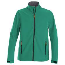 <b>Куртка софтшелл мужская TRIAL</b>, зеленая (артикул 2084.92 ...