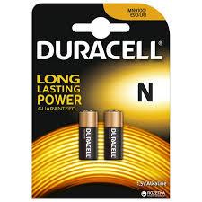 Батарейки Duracell Specialty N 1.5 В E90 / LR1 2 шт ... - ROZETKA