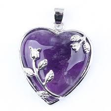<b>Kraft beads</b> New <b>Stylish Silver Plated</b> Natural Amethysts Purple ...