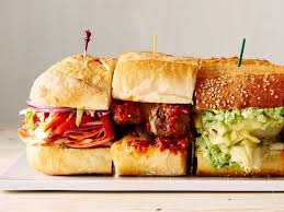 50 бутербродов для вечеринки Закуски к пиву | Гранд кулинар