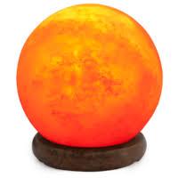 <b>Солевая лампа Stay</b> Gold Сфера 2-3 кг — Ночники и ...