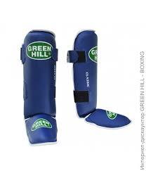 <b>Защита голени</b> и стопы <b>GREEN HILL</b> CLASSIC синяя, XL купить ...