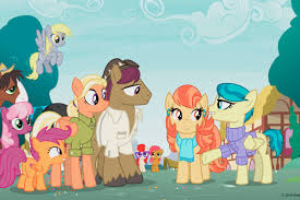 <b>My Little Pony</b> introduces lesbian couple for the <b>first</b> time on family ...