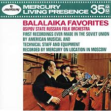 Balalaika Favorites by <b>Osipov State Russian Folk</b> Orchestra and ...