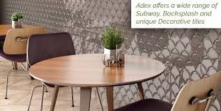 subway tiles tile site largest selection: adex subway tiles adex timberline tear drop tile