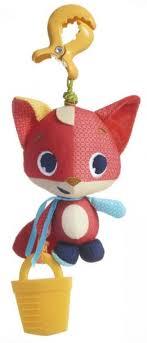 <b>Tiny Love Игрушка подвеска</b> Лисёнок купить в интернет-магазине ...