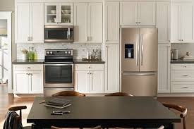 Colored Kitchen Appliances Whirlpool Revisits The Bronze Age With New Color Option Jlc