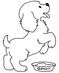 Small Picture Top 30 Free Printable Puppy Coloring Pages Online Dog Learning