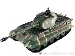 <b>Радиоуправляемый танк Heng Long</b> German King 2.4GHz 1:16