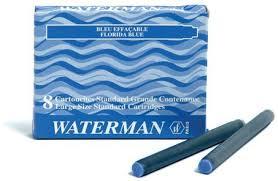 Стержни и чернила Waterman, купить недорого, цена от 127 руб ...