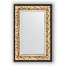 Купить <b>Зеркало 60х90 см</b> барокко золото <b>Evoform</b> Exclusive BY ...