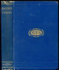 bacon s essays first edition abebooks