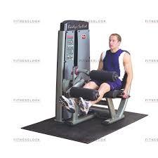 Body Solid ProDual DLEC-SF - сгибание/<b>разгибание ног сидя</b> ...