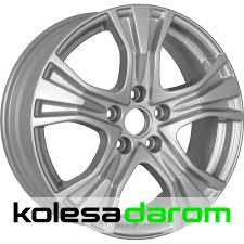 Купить диски на авто <b>КиК</b> КС673 (<b>17_RAV4</b> A4) 7xR17 5x114.3 ...
