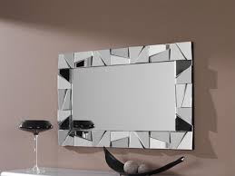 modern decorative wall mirrors  stunning decor with magnificent