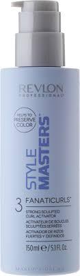 Revlon Professional Style Masters Curly Fanaticurls - <b>Мусс для</b> ...