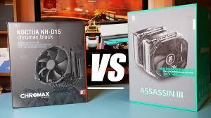 Обзор <b>Deepcool Assassin III</b> vs Noctua NH-D15: новый король ...