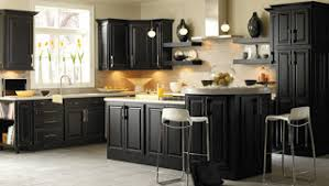 black and stainless kitchen  images about kitchen cabinets on pinterest countertops dark wood and black kitchens