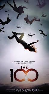 Image result for the 100 show image