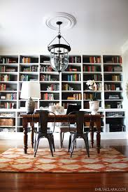 bookcases for a home office traditional white vs industrial bookcases for home office
