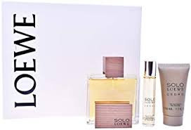 <b>LOEWE Solo Cedro</b> Set EDT Plus Aafter Shower Plus Edt, 100 ml/50 ...