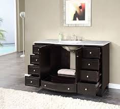 55 inch double sink bathroom vanity: gallery of  inch double sink bathroom vanity
