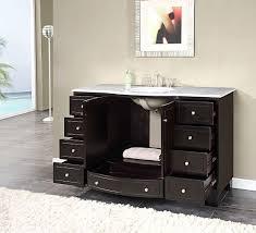 55 inch double sink bathroom vanity: gallery of  inch double sink bathroom vanity