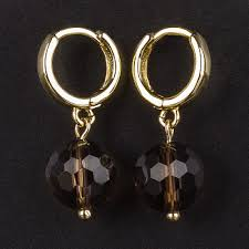 Украшения из <b>раухтопаза</b> - купить <b>бусы</b>, браслеты, серьги с ...