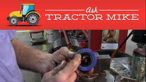 How to <b>Repair</b> a Hydraulic <b>Cylinder</b> - YouTube