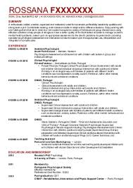 cv example  faculty of psychology and educational sciences of    featured cv    s