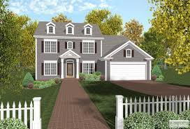 Colonial Style House PlansColonial Style House Plan