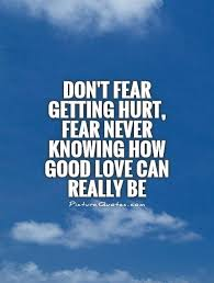 Scared Of Love Quotes & Sayings   Scared Of Love Picture Quotes via Relatably.com