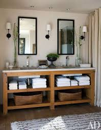 open bathroom vanity cabinet: great vanity reminds me of my parents custom made vanity in their bathroom