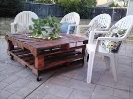 diy pallet patio furniture. diy pallet patio table furniture diy