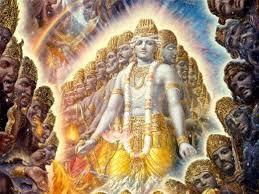 infinite manifestations of the Divine