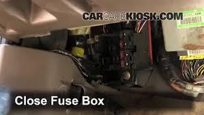 interior fuse box location 1997 2004 mitsubishi montero sport interior fuse box location 1997 2004 mitsubishi montero sport 1997 mitsubishi montero sport xls 3 0l v6