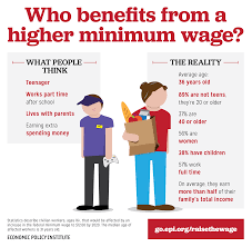 the truth about the minimum wage msnbc who benefits from a higher minimum wage courtesy of the economic policy institute